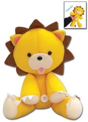 Bleach Kon Squeaky Plush