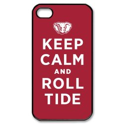 Alabama Crimson Tide Logo Iphone Case
