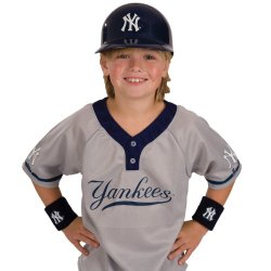 Franklin Sports MLB Youth Team Uniform Set