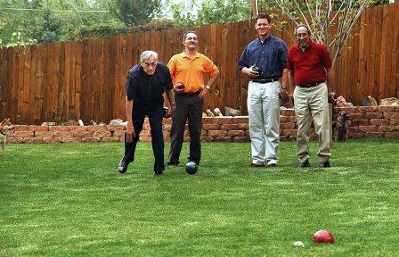 bocce doubles