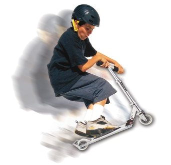 Razor kick scooter
