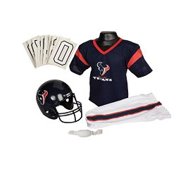 youth football uniform