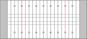 football field diagram