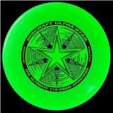 Nite Glow Ultrastar 175 g - Glow in the Dark Flying Disc