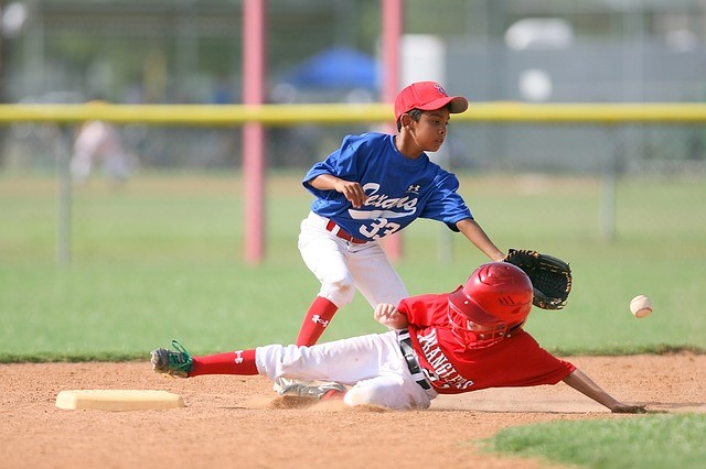 youth baseball leagues