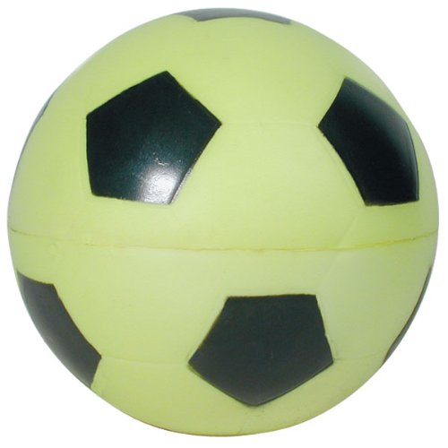 Beeping soccer ball