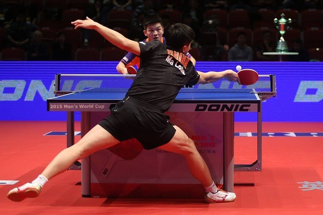 basic table tennis rules