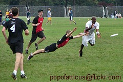 ultimate frisbee rules