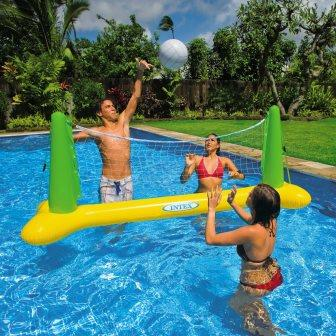 Intex Recreation Pool Volleyball Game