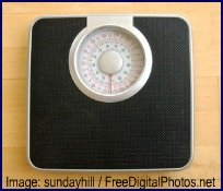 ideal weight calculator - scale